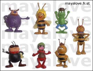 Maya l'abeille (Schleich) 1976 - MAJ 14/10/2013 - Figurines_schleich